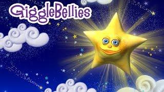 Twinkle Twinkle Little Star | Nursery Rhymes | GiggleBellies Video