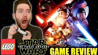 LEGO Star Wars: The Force Awakens - Game Review by Chris Stuckmann