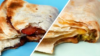 Toaster Quesadillas by Tasty