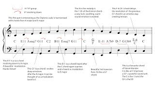Download Lagu 7 ways to  Harmonise  a  Major scale  tutorial/ exercises Mp3