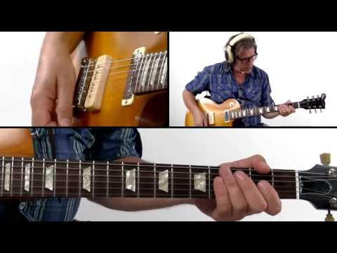 Outlaws Country Style 2 – Guitar Lesson