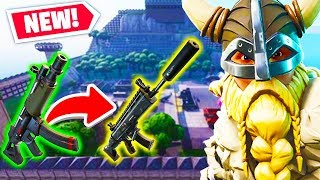 PRISON GUNGAME *NEW* Gamemode in Fortnite Battle Royale