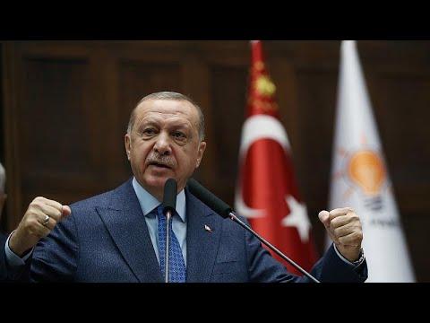Ερντογάν: «Δεν υπάρχει διαφορά από αυτό που έκαναν οι ναζί και των εικόνων στα σύνορα με την Ελλά…