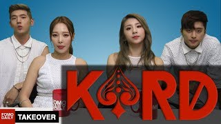 Video KARD Takes Over Fomo Daily [KOR SUB] MP3, 3GP, MP4, WEBM, AVI, FLV September 2019