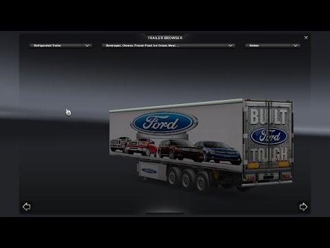 Ford Trailer V2