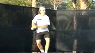 Forehand Drills from Coach Fredde