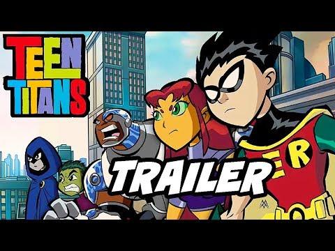 Teen Titans Season 6 Trailer Explained - Post Credit Scene