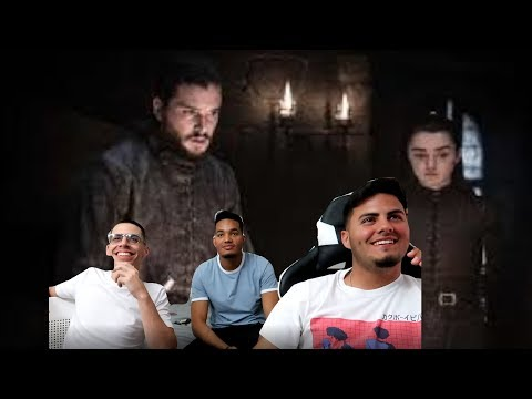 GAME OF THRONES SEASON 8 EPISODE 2 REACTION!!!