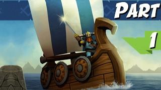 VIKINGS! I am Ragnar Lothbrok AMAZING Open World Viking Game - Iron Tides Part 1