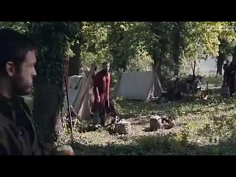 The Outpost S02E11 Gareth rescues talon, insane fight