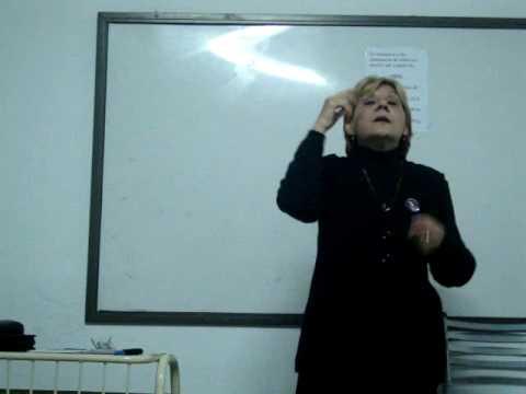 aprender a volar en lengua de señas