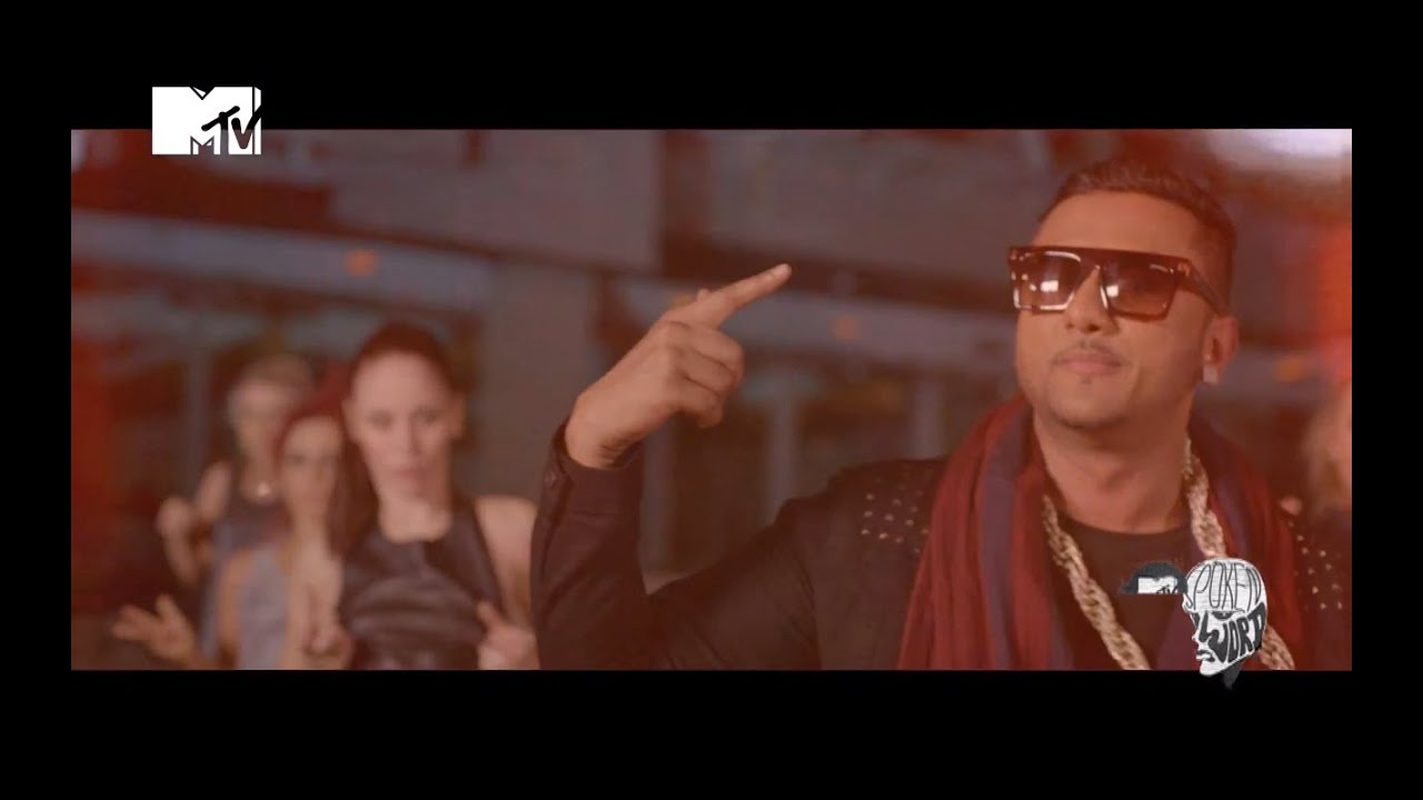 Yo Yo Honey Singh Is Back With His New Song MTV Spoken Word