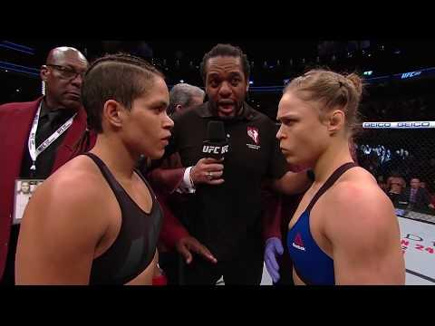 Amanda nunes vs. Randa Rousey (UFC)
