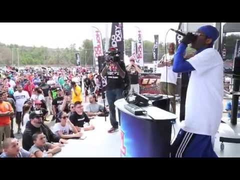 Old School Mash-up / Live at Honda Day