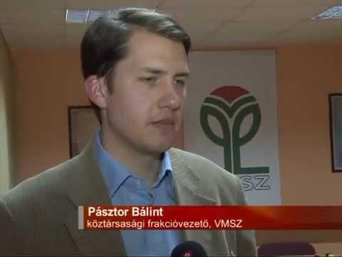 Híradó - Az EBESZ képviselőivel tárgyalt Pásztor Bálint-cover