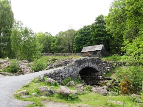 Ashness Bridge to High Seat and Bleaberry Fell round  | cumbria  Walks