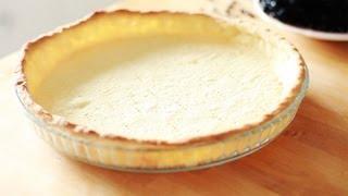 Boden für Pie oder Tarte