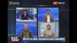 Video Debat Seru! DPR Harus Diperkuat untuk Aspirasi Rakyat Part 02 - Box War 21/02 MP3, 3GP, MP4, WEBM, AVI, FLV Februari 2018