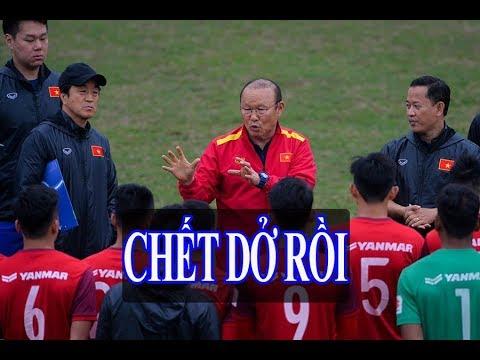HLV Park Hang Seo đón viện trợ cực khủng, lập tức Đình Trọng phải rời sân - Thời lượng: 10:15.