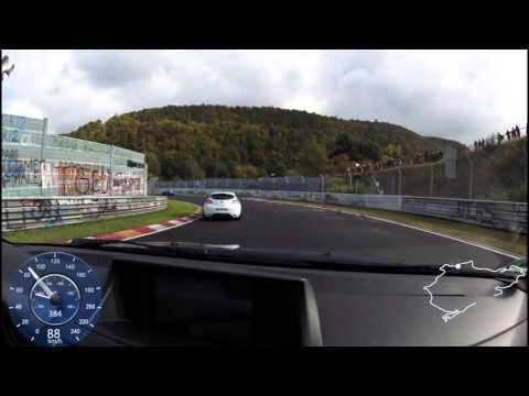 Nordschleife 18.10.15 BMW 120D Coupe (видео)