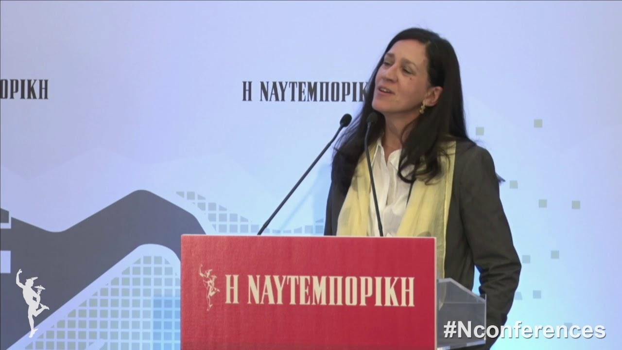Μαρία Αλεξίου, Πρόεδρος Δ Σ , CSR HELLAS & GCNH, Διευθύντρια ΕΚΕ, 'Ομιλος ΤΙΤΑΝ