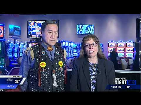 Spokane Tribe Casino set to open Monday.