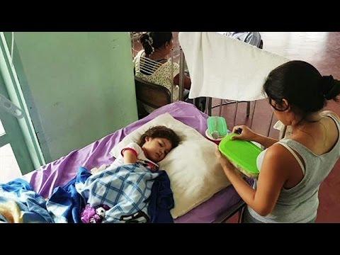 Βενεζουέλα: Η κατάρρευση του Ε.Σ.Υ. μέσα από την «Οδύσσεια» μίας τρίχρονης