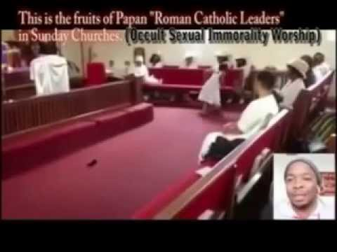 Pastor Command His Church Members To Have Live SEX In His Church
