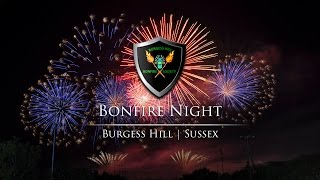 Burgess Hill United Kingdom  City new picture : Burgess Hill Bonfire Night, Fireworks & Parade 2016