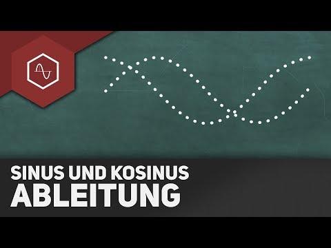 sin(x) und cos(x) - Ableitung