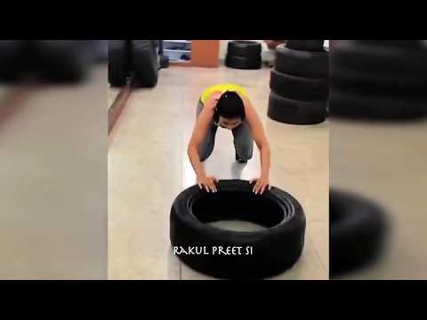 Video Rakul Preet Singh Workout Video download in MP3, 3GP, MP4, WEBM, AVI, FLV January 2017