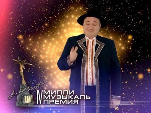 """Национальная музыкальная премия """"Болгар радиосы"""" - это ваш выбор! Вадим Захаров."""
