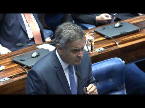 Pronunciamento senador Aécio – Mais uma herança maldita do PT, agora no setor elétrico