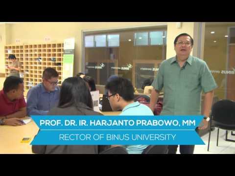 BINUS  University Profile Video