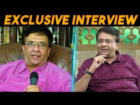 Exclusive Interview with Y. G. Mahendra Actor