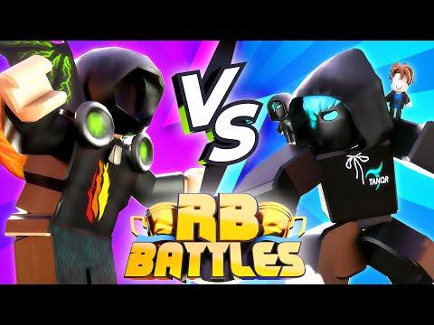 PrestonGamez vs TanqR - RB Battles Championship For 1 Million Robux! (Roblox)