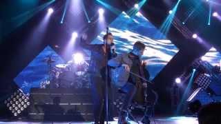 One Republic - Secrets ( Live in Wien 8.4.2013 ) HD