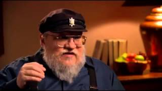 Watch A Game of Thrones Online Free:http://explorewesterosblog.com/watch-a-game-of-thrones-online-free/George R.R. Martin discusses peasant lifestyle. Like us on Facebook: https://www.facebook.com/FollowHouseTargaryenFollow us on Twitter: https://twitter.com/HouseTargaryenn
