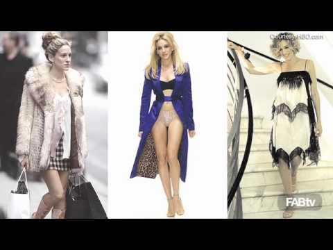 Carrie Bradshaw's Top 10 Looks: Sex and the City