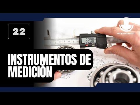 22. Instrumentos de medición   Metodología de la investigación científica