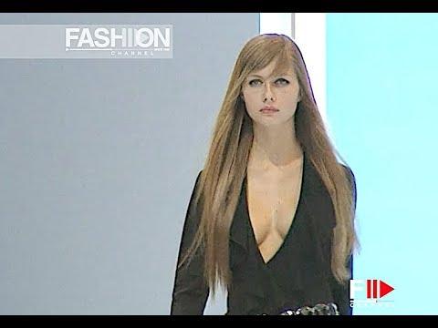 PACO RABANNE Fall 2000/2001 Paris - Fashion Channel