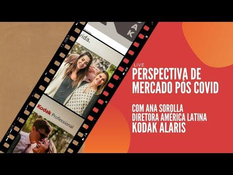 LIVE | KODAK ALARIS - COM A DIRETORA DA AMÉRICA LATINA ANA SOROLLA
