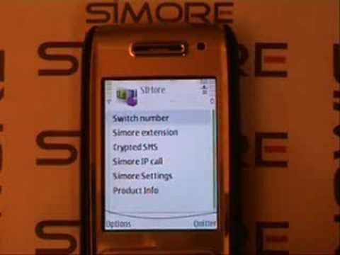 Nokia E65 - Dual SIM Card Simore for Nokia E65