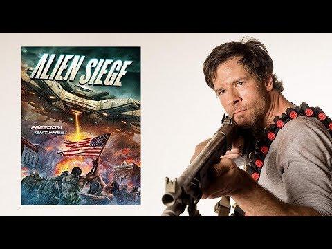 ALIEN SIEGE ( 2018 Arielle Hader ) Sci-Fi Movie Review