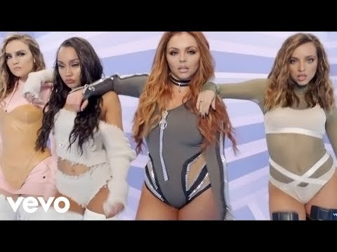 Little Mix - Touch (Official Video) (видео)