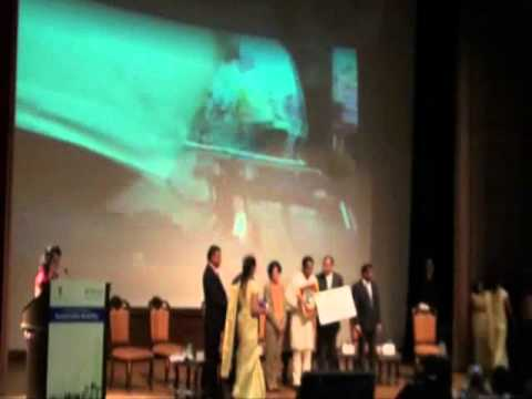 Fazilka Ecocabs wins National Award of Excellence in Urban Transport 2011