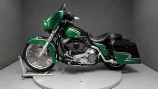 7. 2006 Harley Davidson FLHX Street Glide National Powersports Distributorts