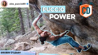 Alex Puccio On 🔥- 8B+ First Ascent | Climbing Daily Ep1670 by EpicTV Climbing Daily