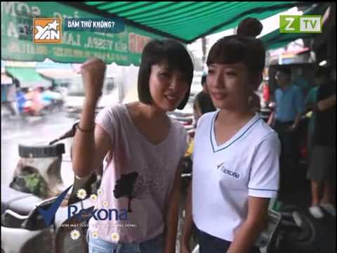 Dám Thử Không cùng YANTV & VINARACING