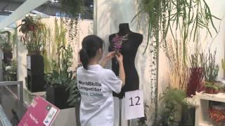 WSC2013 Floristry